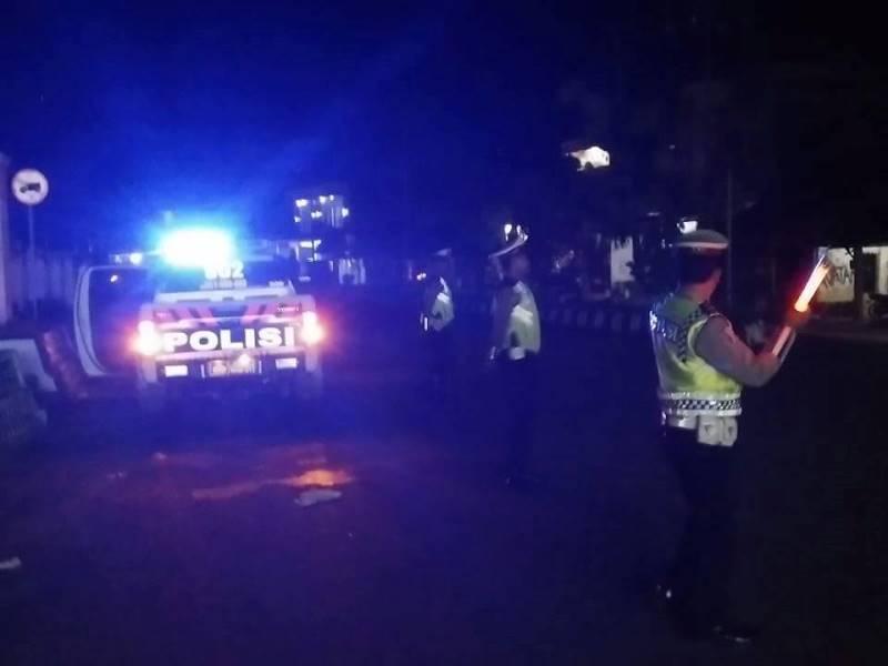 Polisi Bubarkan Aksi Balap Liar