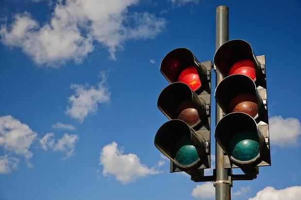 """Traffict light Bukan """"Hiasan Jalan"""""""