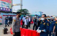 Menteri Perhubungan Apresiasi Polri Sediakan Swab Antigen di Pelabuhan