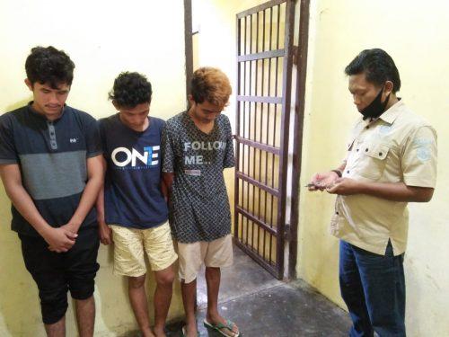 Saling Ejek Di Medsos Hingga Keroyok Korbannya, 3 Pelaku Ditangkap Polisi