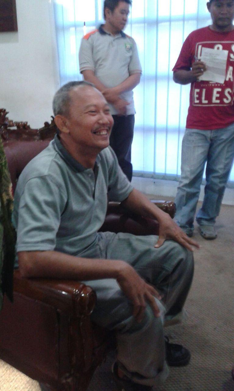 Polisi Kawal Anggota Eks Gafatar Pulang ke Kampung Halaman
