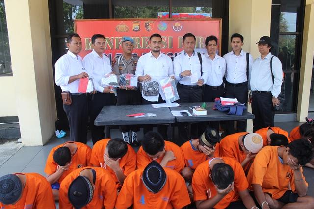 Operasi Antik Nala, Polres Bengkulu Ungkap 11 Kasus Narkoba