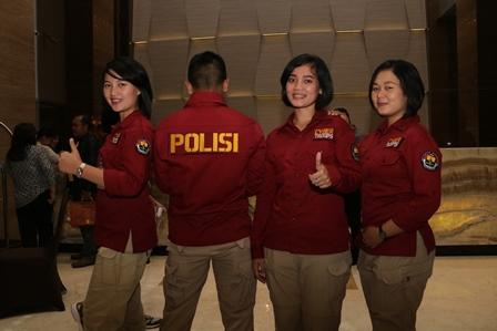 Div Humas Perkenalkan Seragam Cyber Troops