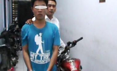 Polisi Bekuk Mahasiswa Gembong Jambret