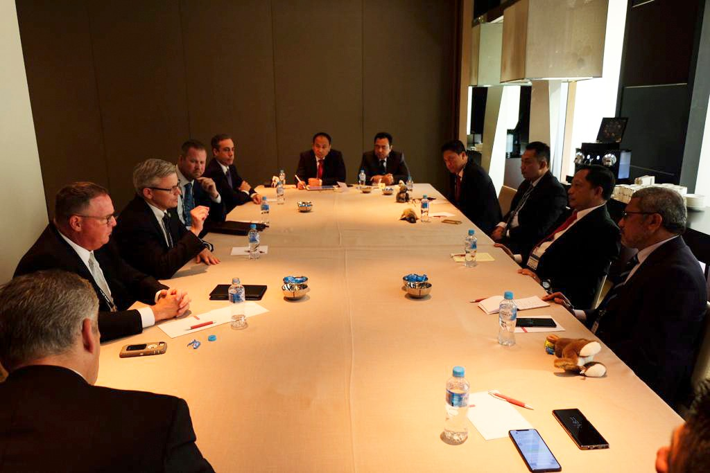 Perkuat Kerja Sama, FBI Undang Kapolri Laksanakan Pertemuan Bilateral di Australia