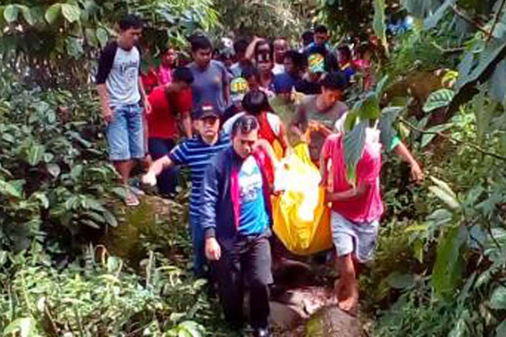 Polisi Berhasil Evakuasi Jenazah Dosen Tenggelam Di Sungai