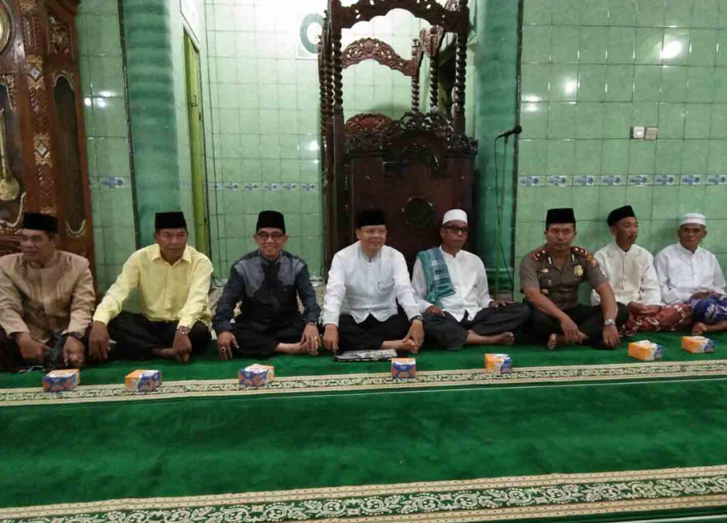 Polres Kepahiang Beri Pengamanan Safari Ramadhan Wakil Gubernur