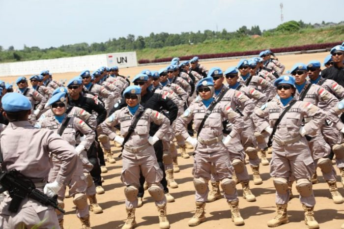 Polri Kirim Polwan ke Lima Negara Jalankan Misi Perdamaian