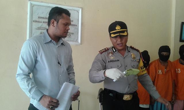 Polisi Tangkap 4 Copet di Festifal Tabot