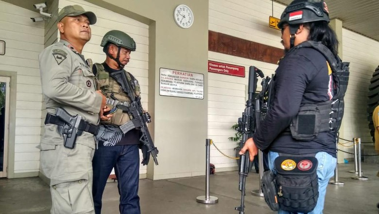 24 Pekerja Jembatan Trans Papua Dibunuh KKB, Pasukan Gabungan TNI-Polri Evakuasi Lokasi