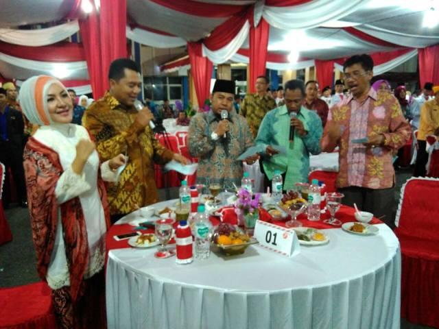 Walikota Bengkulu Beri Penghargaan Kepada Kapolda Bengkulu