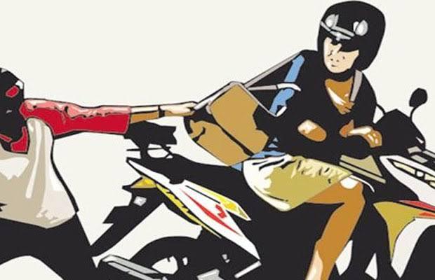 2 Tsk Spesialis Jambret Padang Jaya Diringkus Polisi