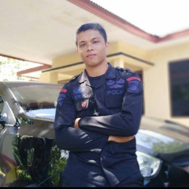 Anggota Brimob Ini Gugur Saat Operasi Kemanusiaan di Palu