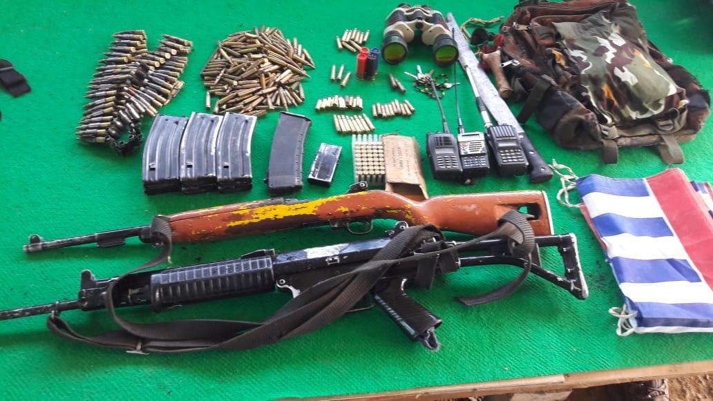 2 Orang KKB Tewas Baku Tembak Dengan Polri/TNI di Lanny Jaya