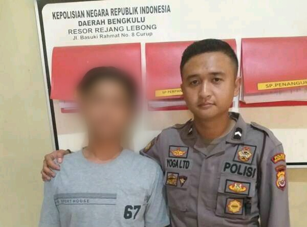 Pelaku Pencurian Ditangkap Polisi