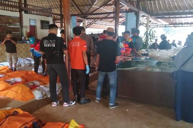 Update Korban Tsunami Selat Sunda: 429 Meninggal Dunia, 1.485 Luka-luka