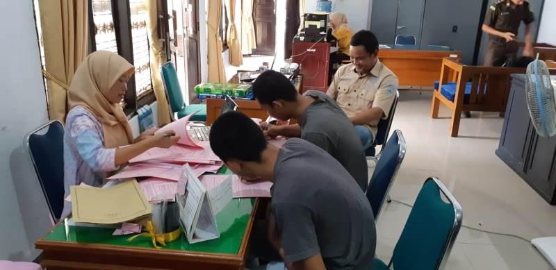 Polres BS Limpahkan Berkas Perkara tersangka Curanmor 12 TKP
