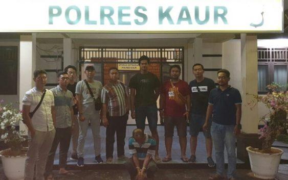 Polsek Kaur Bantu Ungkap Oknum Supir Travel Cabul Jurusan Lampung Barat-Muara Enim
