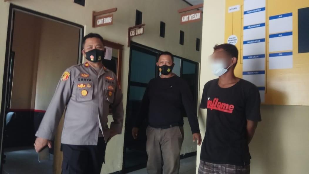 Hajar 2 Pemuda Dalam Warung Tuak, Nelayan Ditangkap Polisi