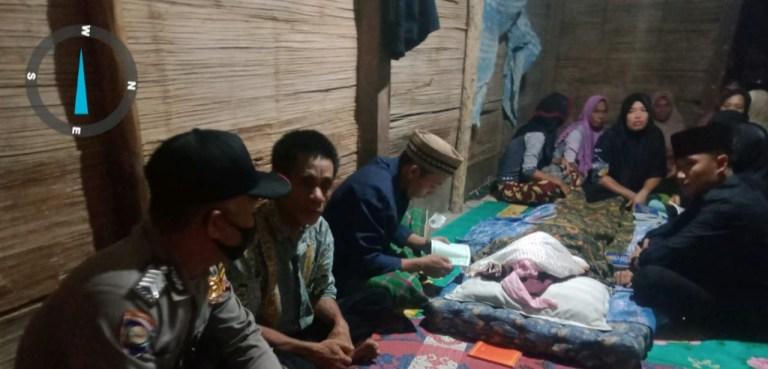 Polsek Kaur Tengah Limpahkan Kasus Istri Gangguan Jiwa Bunuh Suami ke Polres Kaur