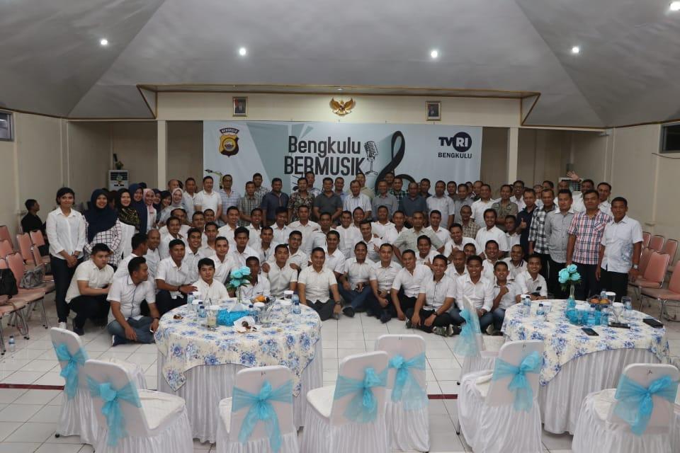Kapolda Bengkulu Gelar Malam Keakraban Alumni Akpol Polda Bengkulu