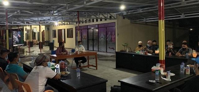 Kapolres Kaur Ajak Media Sukseskan Pilkada