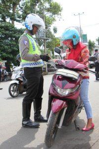 Polisi Jaring 150 Pelanggar