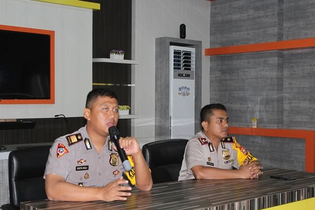 Sukseskan Pemilu 2019, Polres Bengkulu Intensifkan Pantau Medsos Melalui Cyber Troops