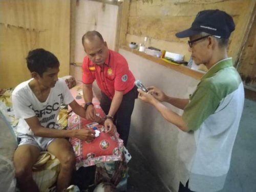 Simpan Sabu, Warga Kaur Dan Warga Kota Bengkulu Ditangkap