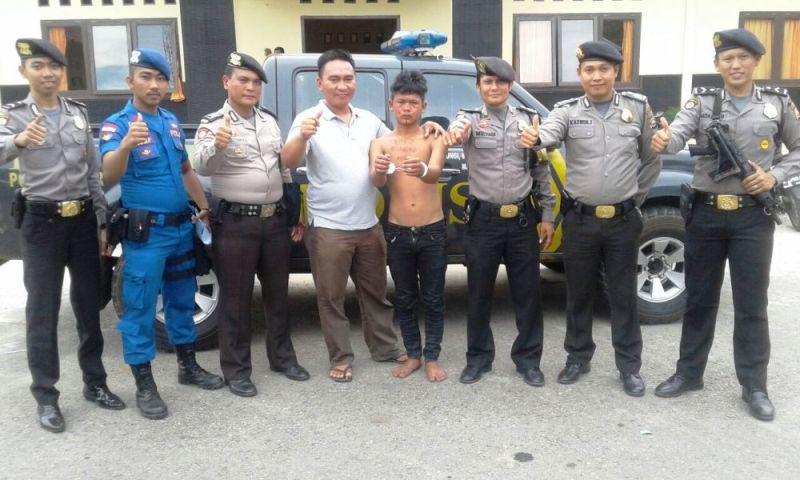 Maling Motor, Pemuda Ditangkap Polisi