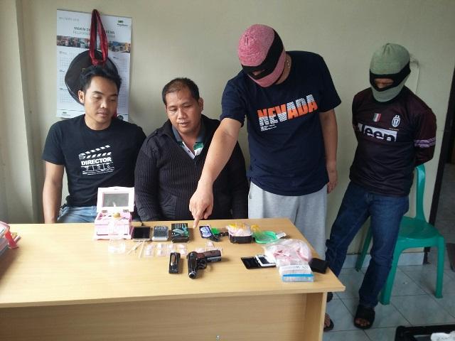 Polisi Tangkap Pengedar Narkoba