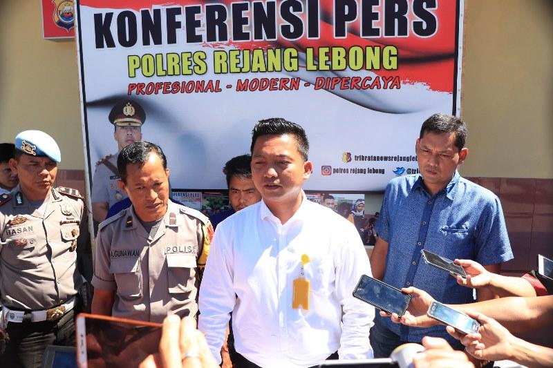 Pelaku Bobol Toko Ditangkap Polisi