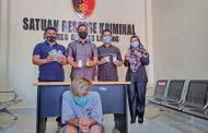 Polres RL Tangkap Pemuda Penjual Obat Penenang