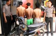 Curi Motor, 3 Pemuda Babak Belur