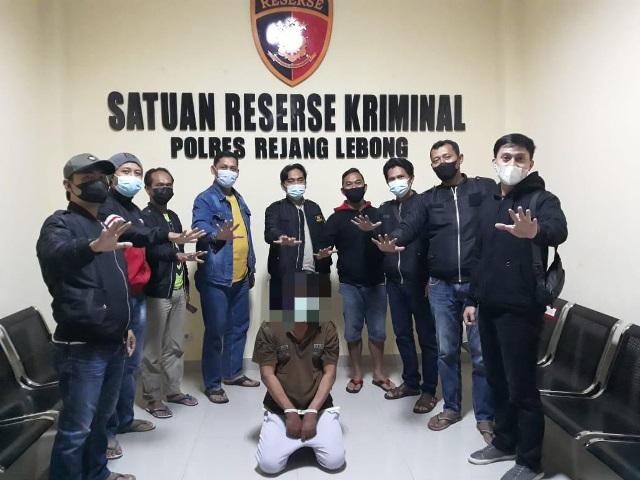 Tim Cobra Polres RL Berhasil Tangkap Ayah Tega Cabuli Anak Tiri
