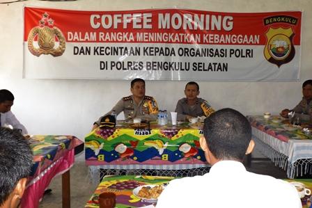 Coffe Morning Di Awal Bulan Syawal, Evaluasi Selama Ramadhan