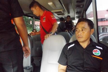 Team Assesment BNNP Terima Laporan Hasil Razia Rutan
