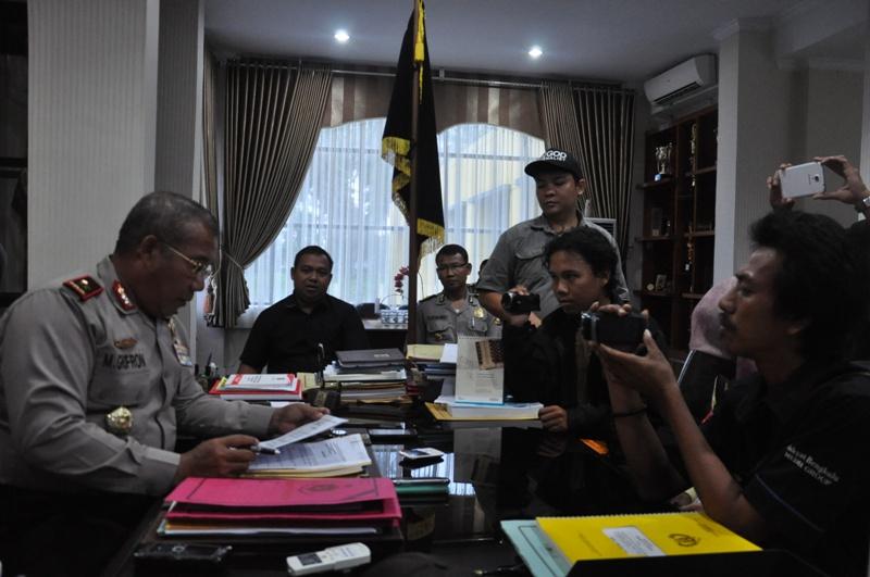 Polda Tambah 1 Tersangka Kasus Korupsi Seluma