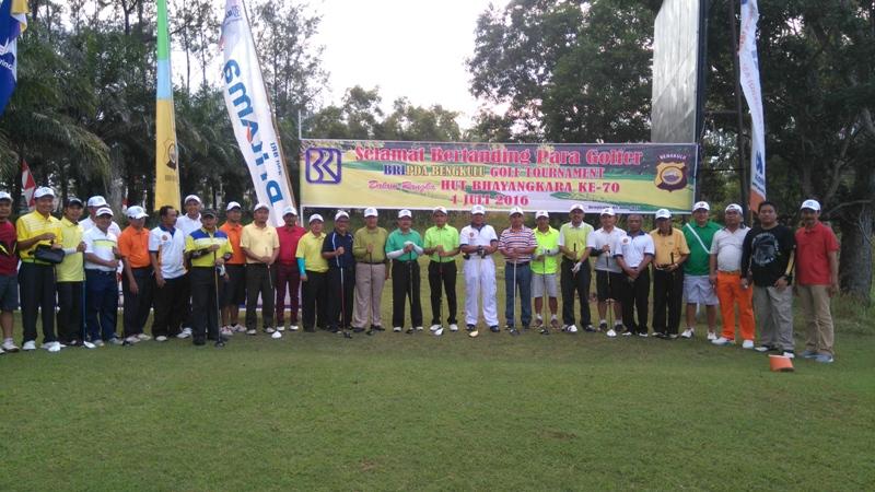 BRIPDA Bengkulu Gelar Tournament