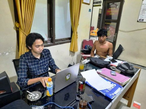 Ambil HP Timses, Pemuda Kaur Ditangkap Polisi