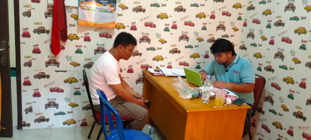 Kedapatan Dalam Kamar Sekdes, Oknum Kades Diamankan Polisi