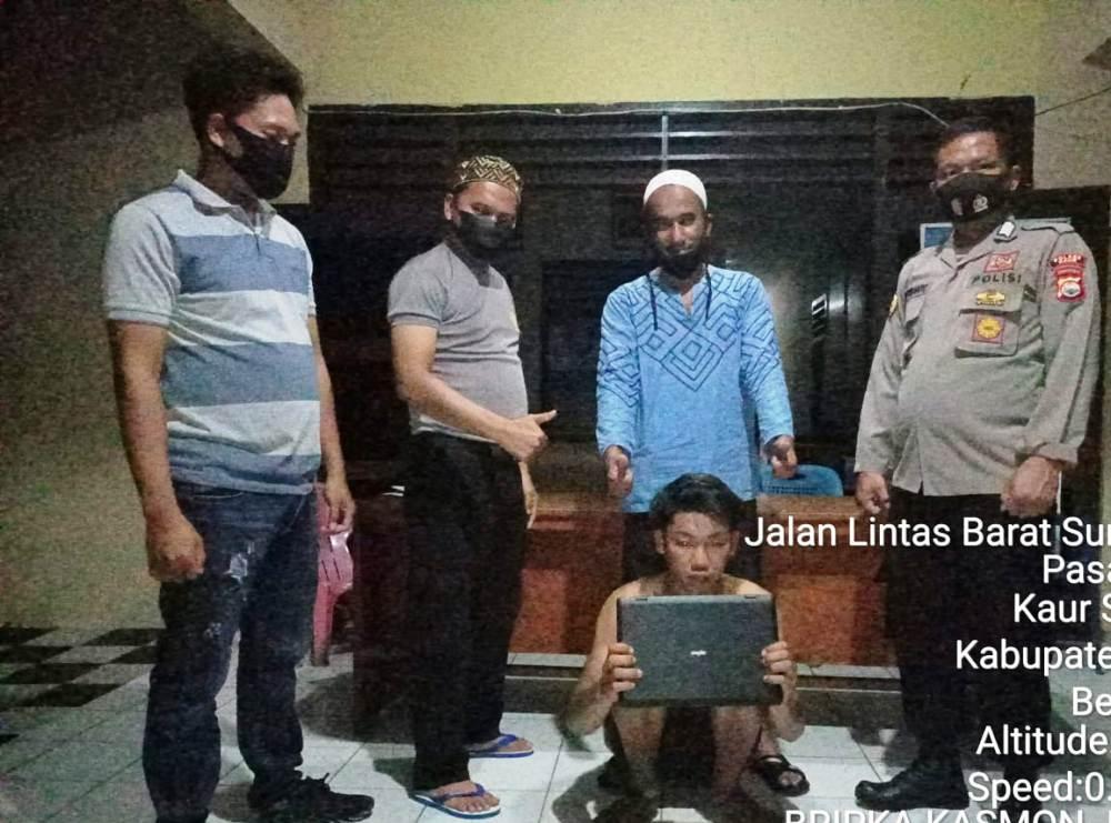 Bobol Rumah, Seorang Pelajar Ditangkap Polisi