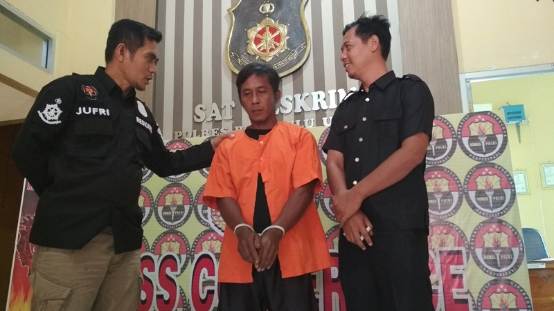 Cabuli Murid Les, Oknum Guru Privat Ditangkap