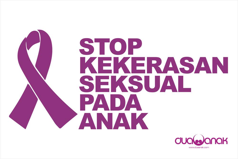 Stop Tindak Pidana Pelecehan Seksual Terhadap anak….!!!