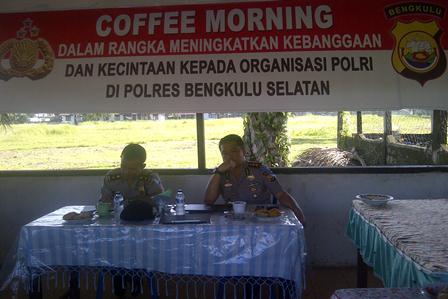 Kapolres : Wujudkan Zona Integritas di Polres Bengkulu Selatan