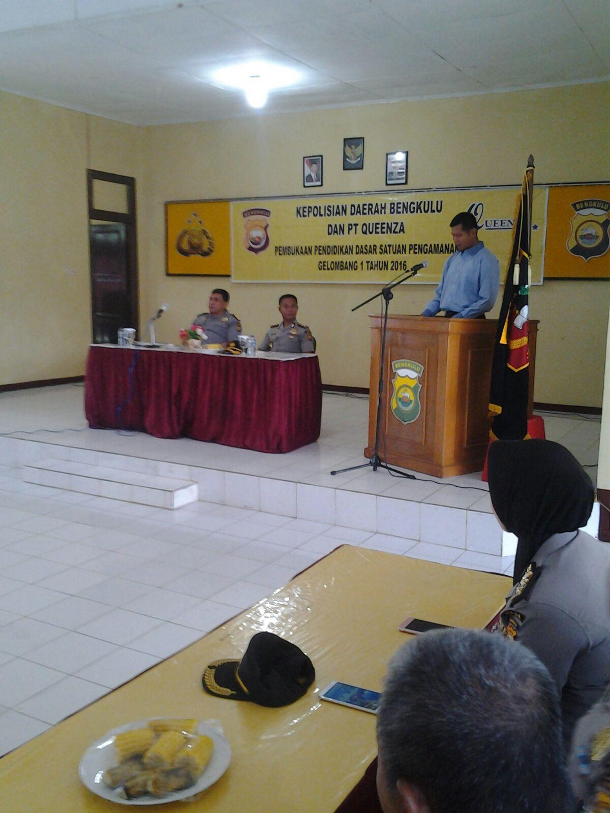 Sinergi Kepolisian, Gandeng Satuan Pengamanan