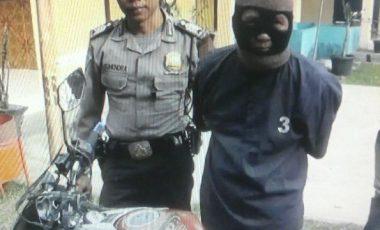 Gelapkan Motor, Warga Sarolangun Diamankan Polisi