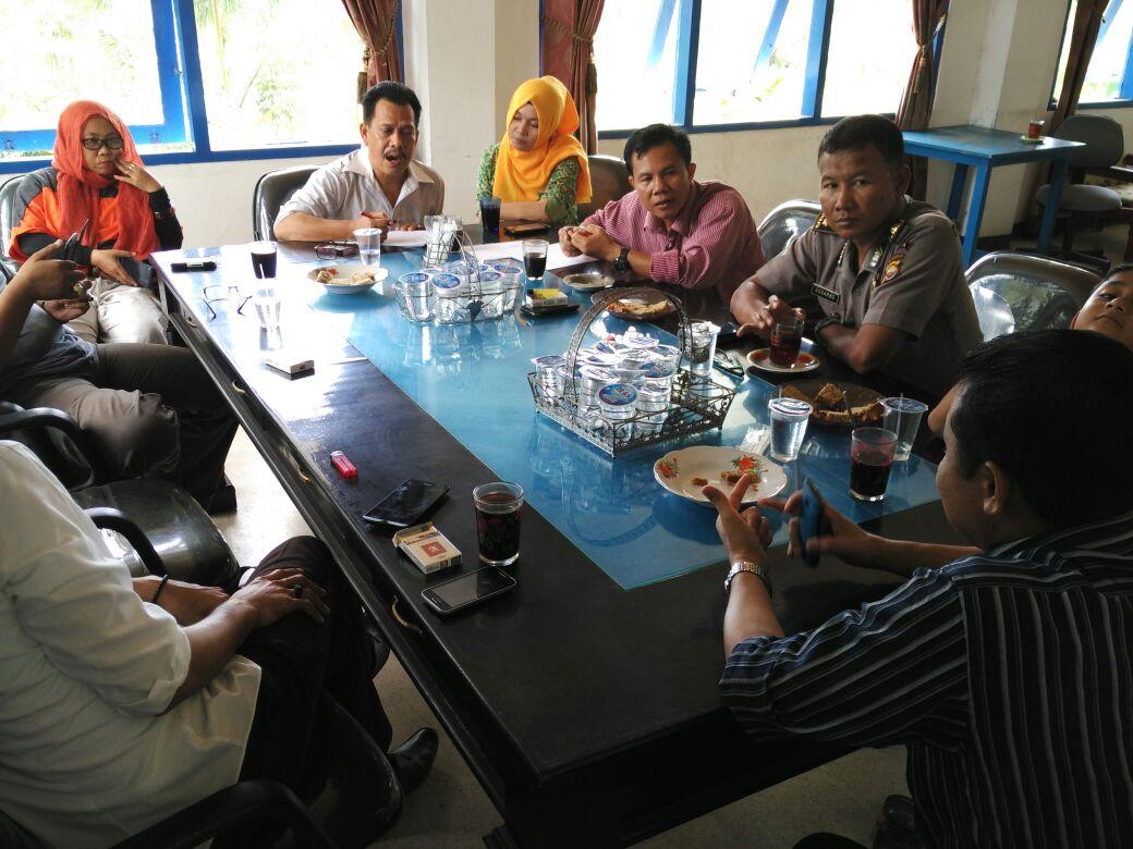 Kapolda Ajak PWI dan Korem Turun Ke Sekolah Untuk Gelorakan Pancasila Bengkulu
