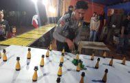 Operasi pekat Polres mukomuko Ungkap Judi Bola Gelinding