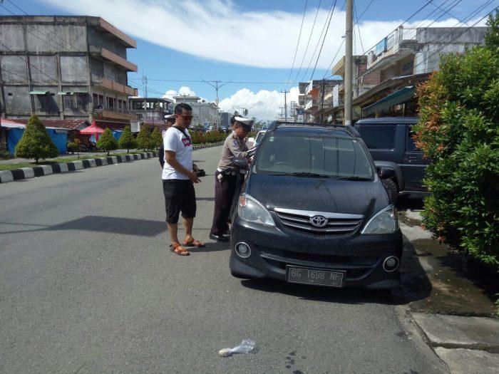 Kabur Bersama Tunangan, Tinggalkan Mobil Avanza di Pinggir Jalan